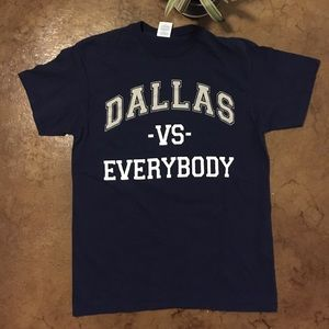 🏈 Vintage Dallas Cowboys Men's Tee🏈